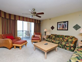 Warwick 201, 3 Bed/3 Bath, Partial Ocean View, Litchfield Beach & Golf Resort