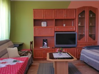 Apartment Nataša - Comfort One Bedroom Apartment with Balcony and Sea View