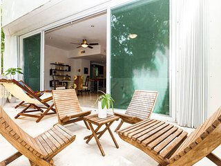 Bosque de los Aluxes INDO - 3 bedrooms condo private pool!