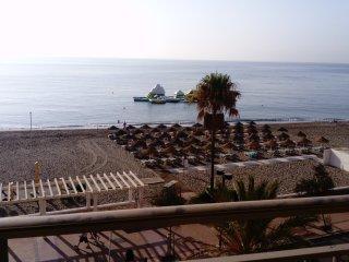 Apartamento primera linea playa vista frontal Fuengirola vistas espectaculares