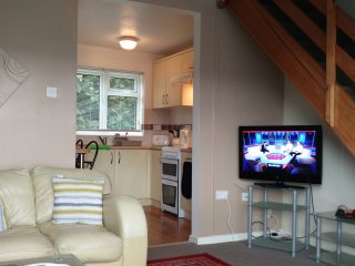 A Two Story 3 Bedroom Fully Equippted Chalet at Bermuda Holiday Park, Hemsby