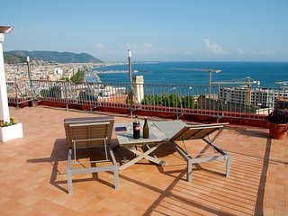 Domina Fluctuum - Your Penthouse in Salerno Amalfi Coast