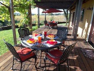 Spectacular Two-Story Tuscan Villa Estate Home w/ Spa, Decks & Views