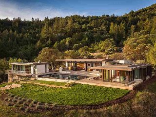 DreamHouse - Stunning Modern Wine Country Estate
