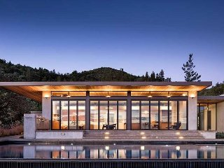Stunning Modern Wine Country Estate
