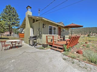 Remote 1BR Big Bear City Cabin w/ Nature Views!