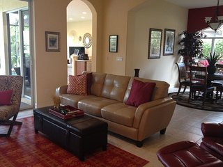 This beauty is close to golfing, shopping, dining, beaches and the everglades