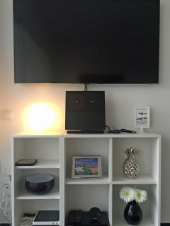 TV, Stereo and Free fast fibre WiFi internet