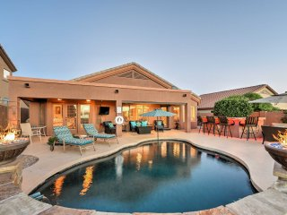 NEW! 3BR Goodyear Home w/ Pool and Mountain Views!