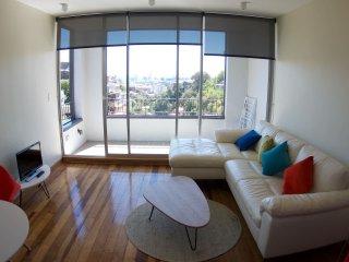 Modern 1BR Apt in Cerro Alegre Valparaiso