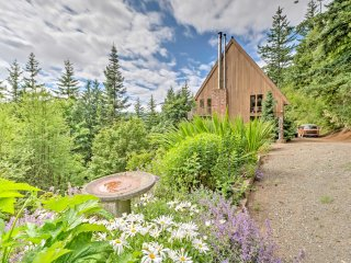 Charming Port Angeles House w/ Deck & Views!