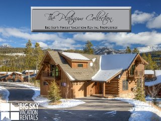 Big Sky Rental Cabin | Powder Ridge Cabin 2A Oglala
