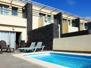 3-bedroom Beachfront Villa with private pool right on the Golf Course