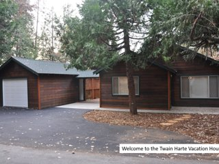 Twain Harte Vacation House - As Good as It Gets