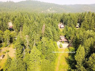 3-foir-2*Secluded Cabin, Short Walk to Private Beach & Boat Launch