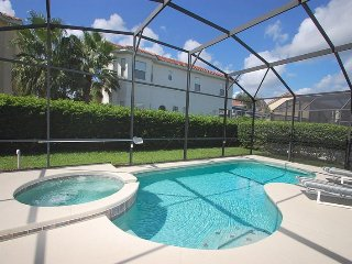 1039TH. 4 Bed 3 Bath with Pool & Spa In DAVENPORT FL.