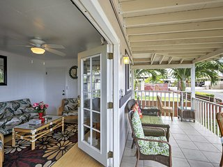 NEW! 3BR Ewa Beach Home - 300 Feet From Shore!