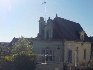 Gîte de charme au coeur des chateaux de la Loire, Maison de pêcheur sur la digue