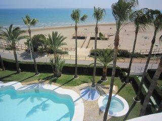 Alcoceber 1º Linea 2Dormitorios Playa Romana