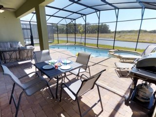 ACO Premium–8 Bd with private pool and Grill(1731)
