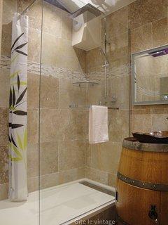 Gîte Le Vintage - Salle de bain