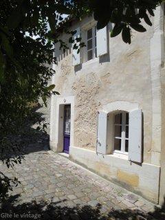 Gîte Le Vintage Saint-émilion