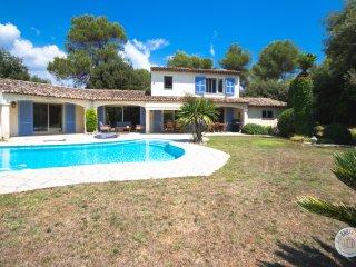 Villa ideal pour vos vacances sur la Cote d'Azur