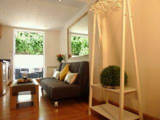 West Marble Courtyard Garden Studio Apartment No 5
