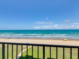 Dog-friendly, waterfront condo w/ shared hot tub, shared pool, & beach access