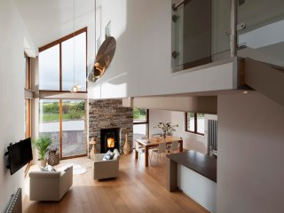 Fursewood- Stunning luxury property nr Widemouth Bay