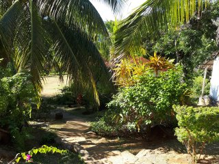 Ecolodge les Jardins d'Ankify  location  bungalow 2 personnes