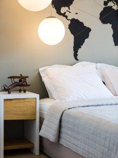 Bedroom decoration details!