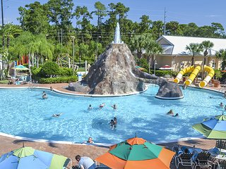 3 BDRM~ CYPRESS POINTE RESORT~ SLEEPS 8,NEAR SEAWORLD~ POOLS~ SLIDES~ SHUTTLES~