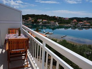 Apartments Ivona-Comfort One Bedroom Apartment with Balcony and Sea View (Apt3)