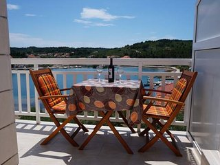 Apartments Ivona-Standard One Bedroom Apartment with Balcony and Sea View (Apt4)