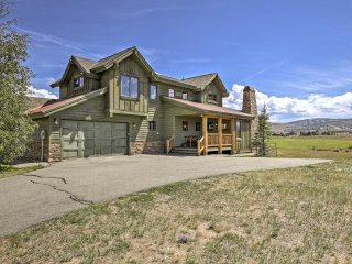 Granby Home on Grand Elk Golf Course w/Mtn. Views!