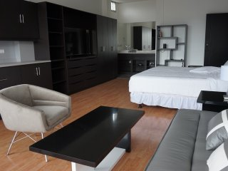 Modern Luxury Studio Apartment Downtown
