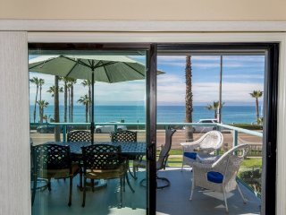 Ocean View with Large Balcony, Air Conditioned