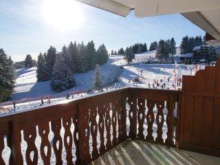 Appartement montagne Ski au pied des pistes au Revard  4-6 pers