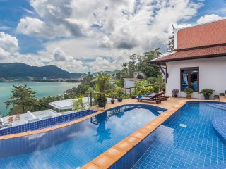 Thai-style Sea View Villa in Patong
