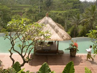 Get 10% discount at this Relaxing four bedroom villa in Ubud Bali