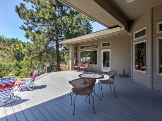 Riverfront 3BR Bend House w/Hot Tub, Views & Deck!