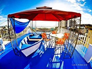 La Mina Beach Spot