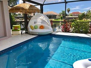 Villa Harriet 4 Schlafzimmer  (2 MASTER) 3 Bäder, Südlage,   Golfzugang