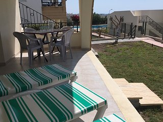 Luxury ground floor 2 Bedroom apartment in Bogaz, North Cyprus