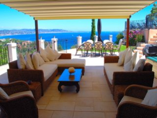 Luxury Villa to Rent in Theoule sur Mer - a Prestigious Location near Cannes
