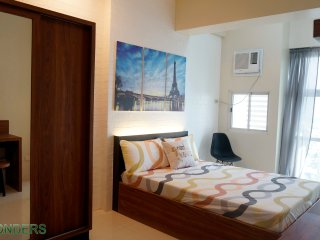 Spacious Studio Unit opp ABS-CBN