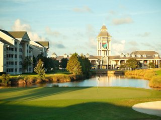 Grande Villas at World Golf Village; Superb Golf Location