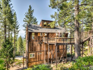 Incline Village Retreats, Sleeps 12