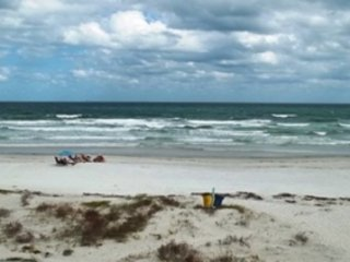Direct Oceanfront - Traffic Free Beach - 2 BR 2 BA